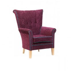 Shannon 1 Seat Lounge Chair, www.retiredlifestyle.co.uk , high seat chairs, Fireside Chairs, high back chairs, wingback chair, elderly chairs.