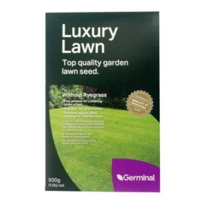 500g Luxury Lawn Seed 20 Square Meters Coverage
