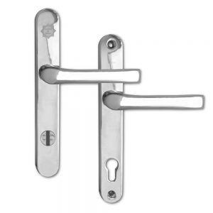 ASEC KITE 92/62 Offset High Security PAS24 TS007 Handles - 240mm (211mm fixings)