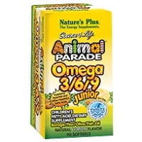 Animal Parade Omega 3/6/9 Junior 90's