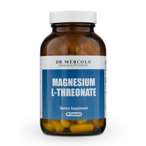 Dr Mercola Magnesium L-Threonate - 90 caps