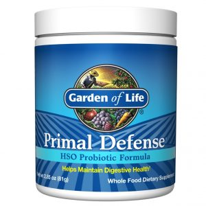 Garden of Life Primal Defense Probiotic Powder - 81g
