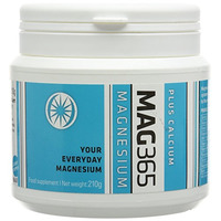 Mag 365 Magnesium BF Plus Calcium Supplement 210g