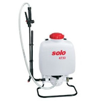 Solo 12 Litre 4 Bar Backpack Sprayer
