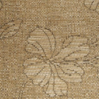 Ross FabricsCaledonian Floral Oatmeal